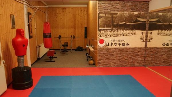 Fitness - Karate und Kendo - Bushido Siegen e.V.