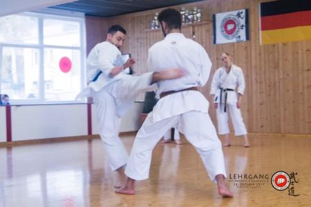 Selbstverteidigung im Bushido Siegen e.V - Karate