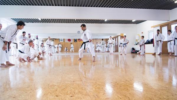 Dojo - Karate und Kendo - Bushido Siegen e.V.